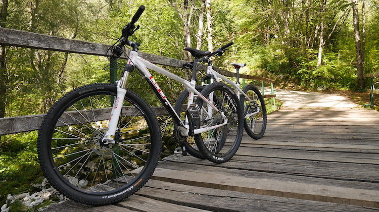 Mountainbike slovenie outdoor