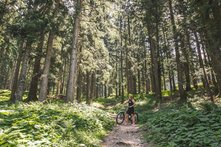 Mountainbiken salzburg oostenrijk