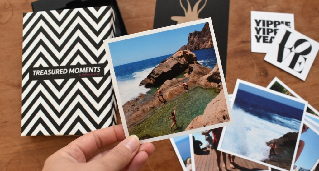 MyPostcard bestelling foto's