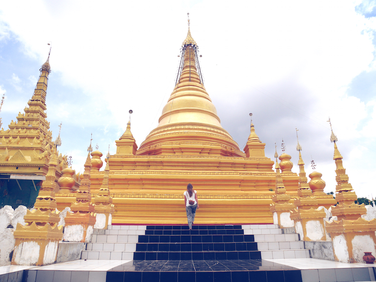Myanmar mooiste tempels backpacken