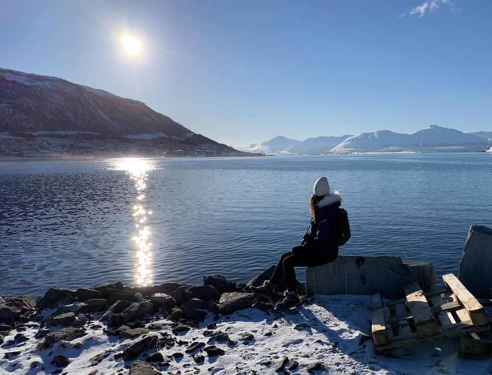 Naar Tromso in de winter