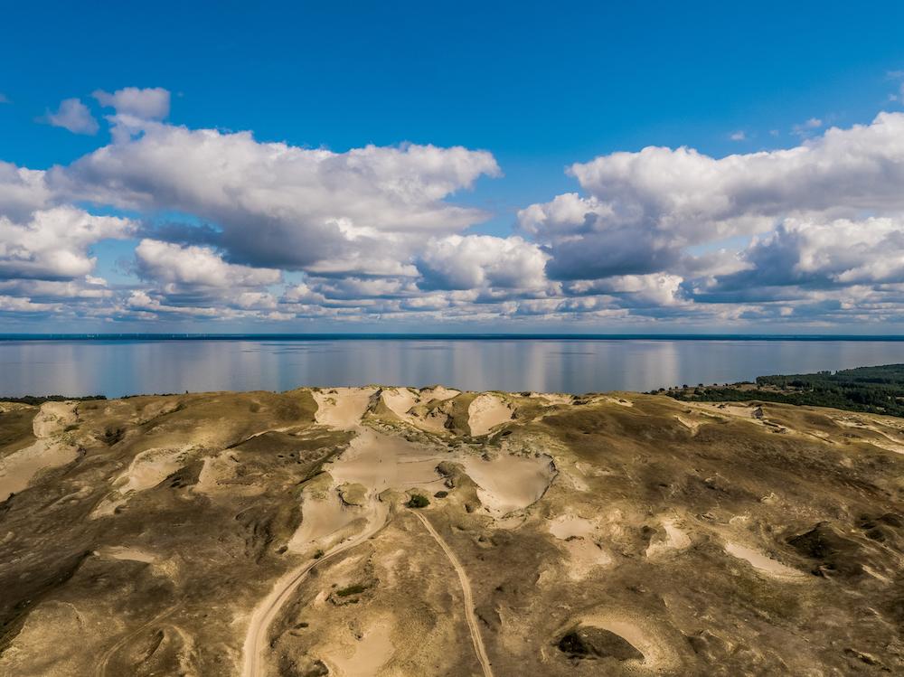 Nagliu dune Koerse Schoorwal