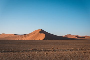Namibie rondreis Sossusvlei duinen