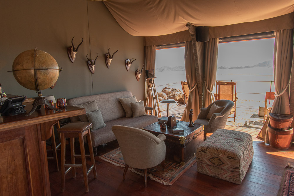 Namibie sonop lounge