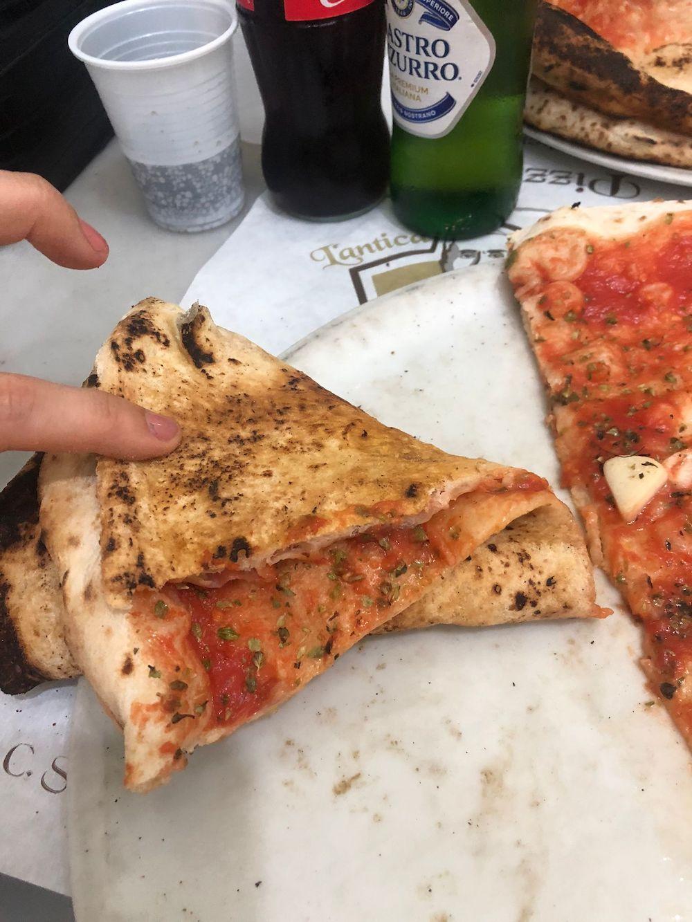 Restaurants Napels, Da Michelle Pizza