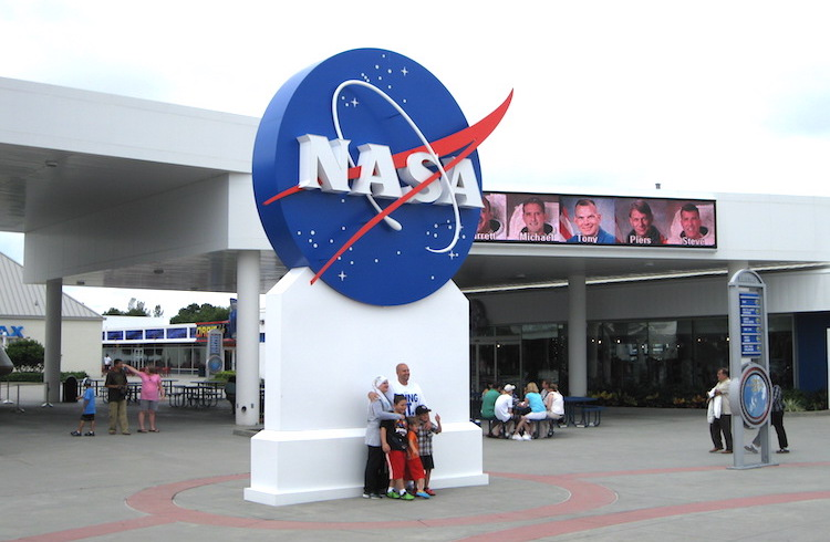 Nasa Florida pretpark