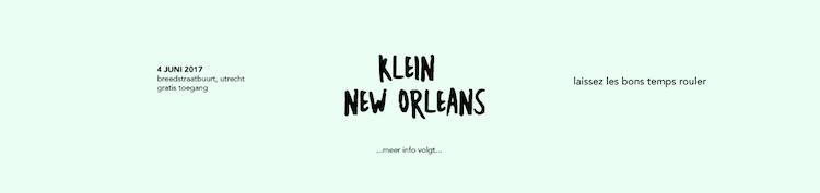 New Orleans Food Festival Utrecht 2017