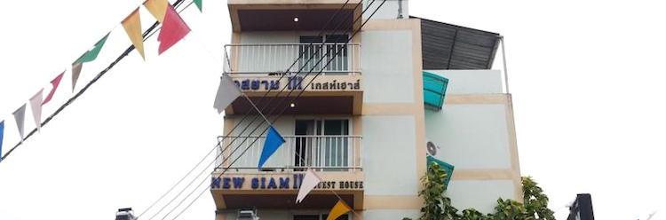 New Siam III hostels khao san road guesthouse bangkok