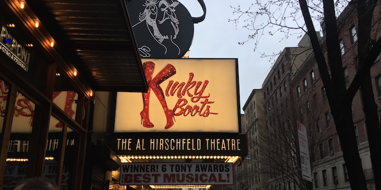 New York Budget kinky boots
