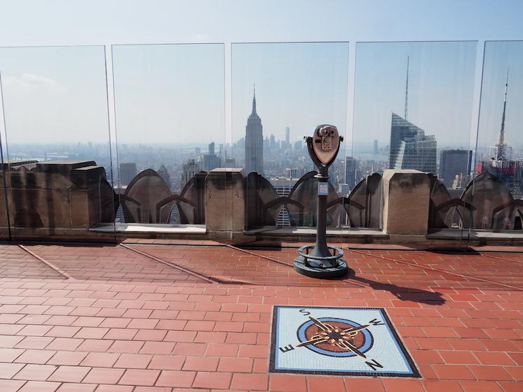 New york citypass top of the rock