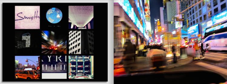 New York fotoboek albelli indeling