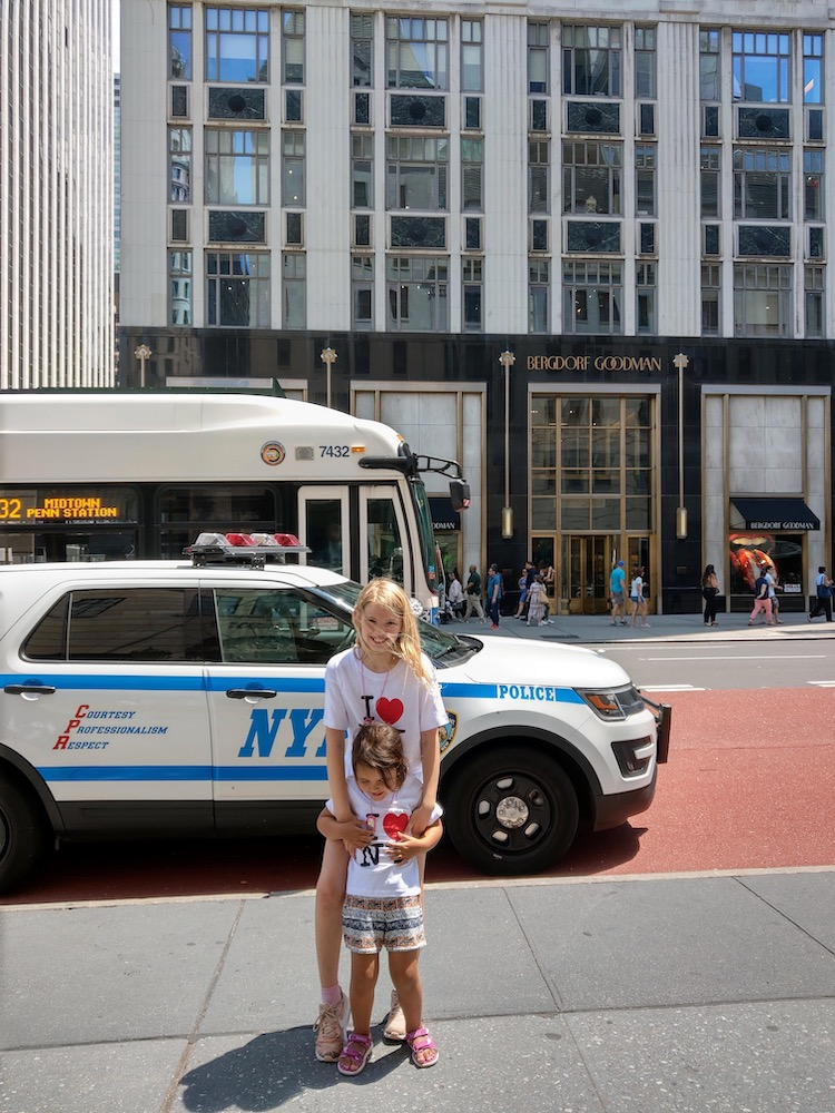 New york met kinderen tips
