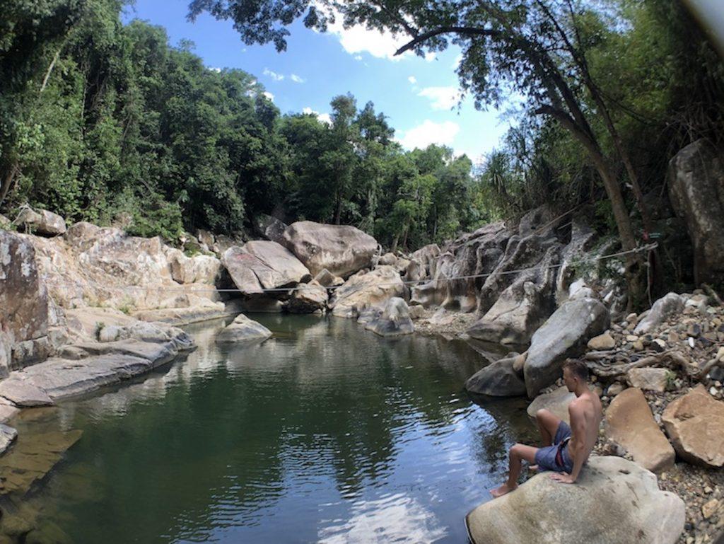 Nha Trang watervallen vietnam