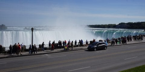Niagara Waterfalls New York rondreis