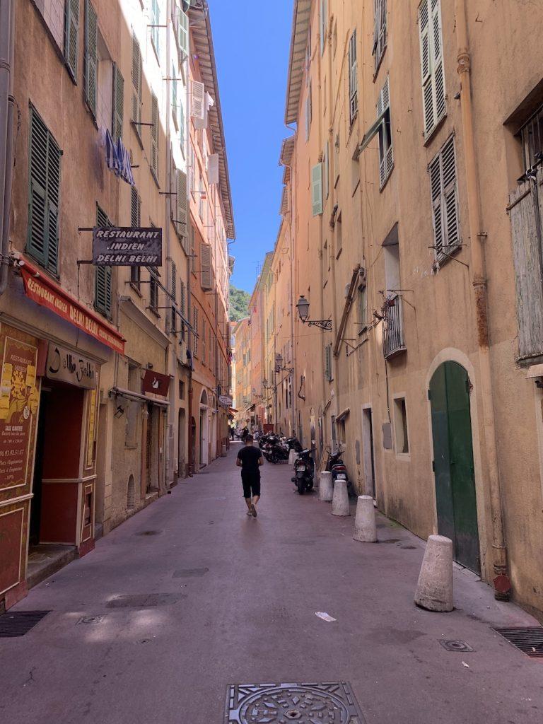 Nice stedentrip oude straatjes