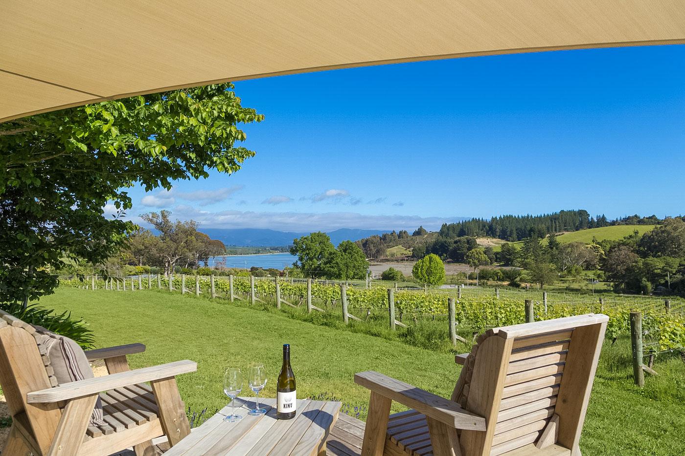 Nieuw Zeeland Wijngebieden
