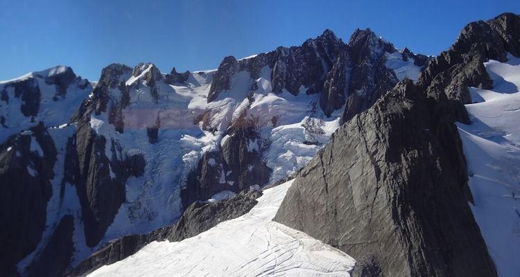 Nieuw Zeeland tips backpacken gletsjer
