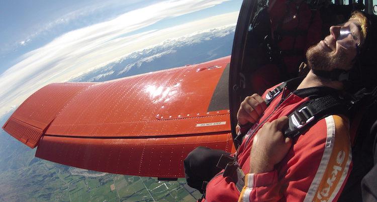 Nieuw Zeeland tips skydiven