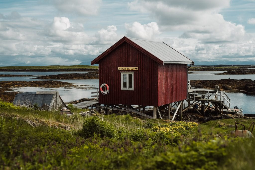 Noorwegen Helgeland