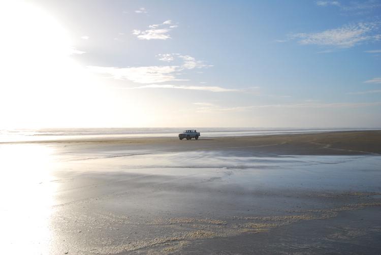Northland Nieuw-zeeland 90 mile beach