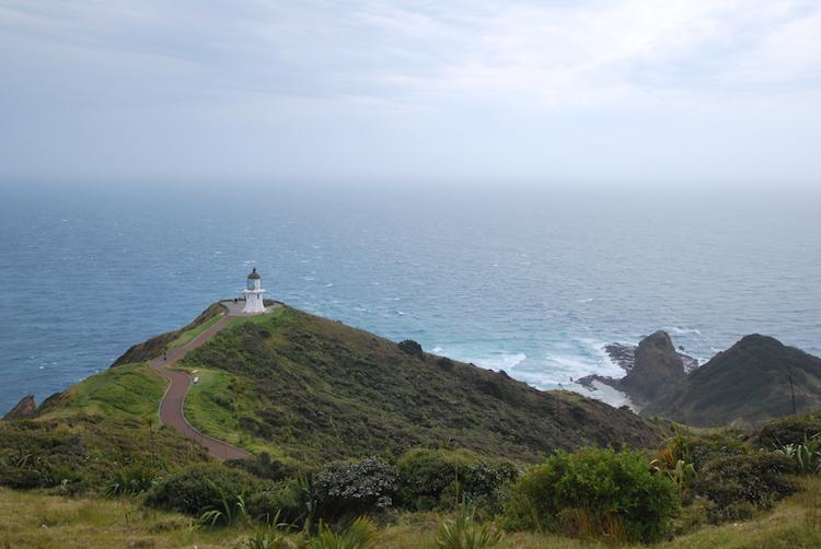 Northland Nieuw-zeeland Cape Reinga