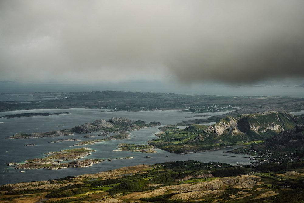 Norway Helgeland kust