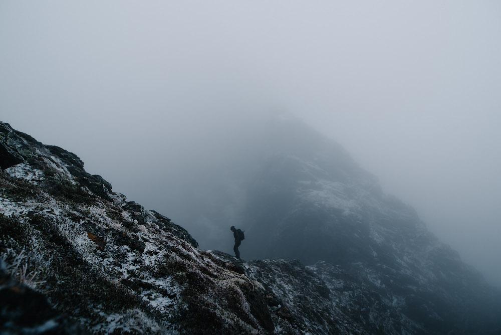 Helgeland bergen