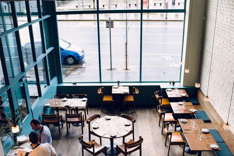 OX restaurants belfast 1