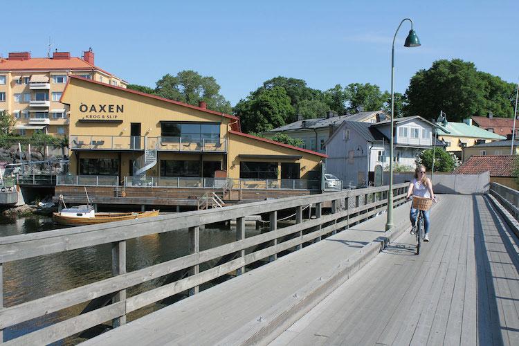 Oaxen Kroge Slip Stockholm zweden