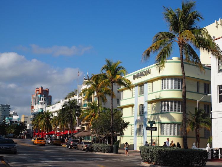wat te doen in Miami tips Ocean drive