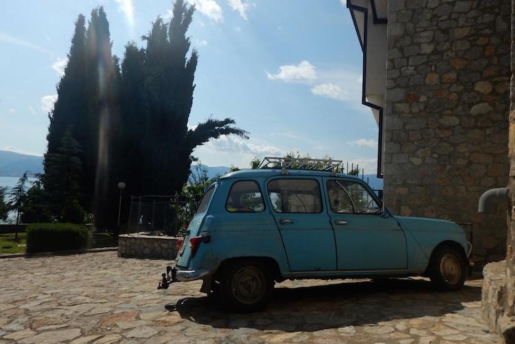 Ohrid Macedonie roadtrip