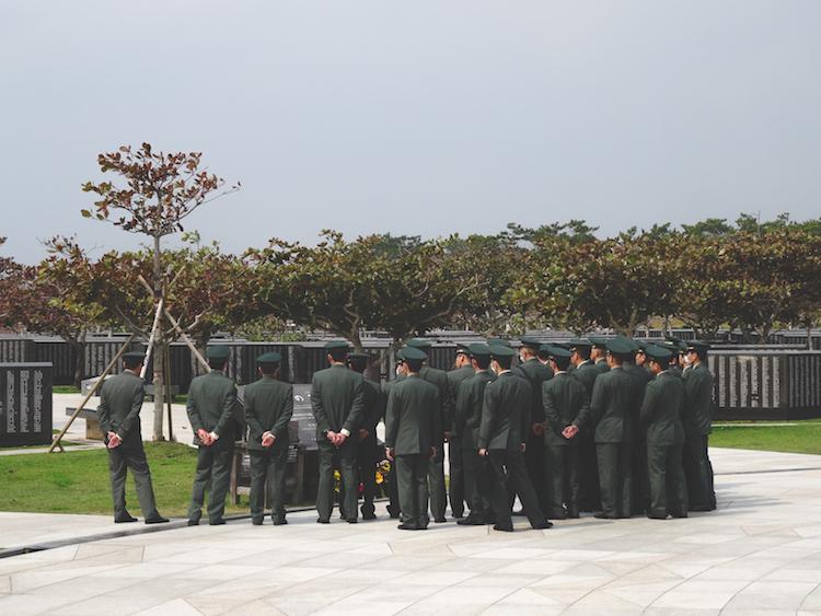 Okinawa-Japan-peace-museum