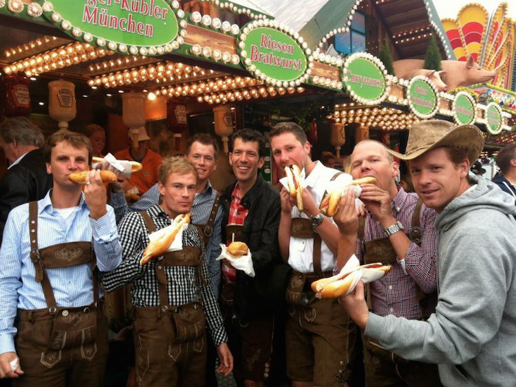 Oktoberfest sieds my travel bucketlist