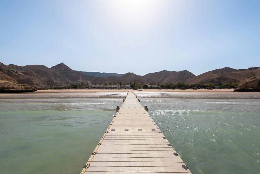 Oman Muscat Hills strand-2