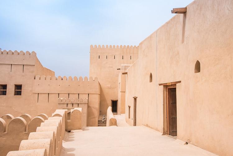 Oman vakantie nizwa