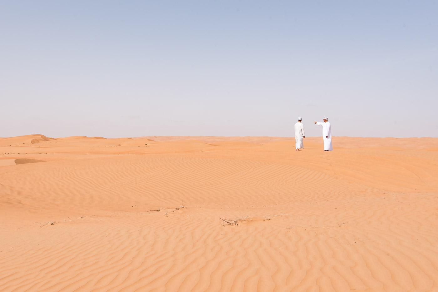 Oman vakantie