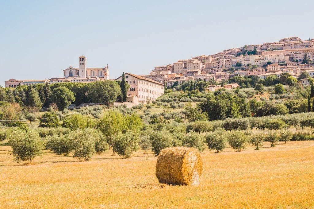 Onbekend italie Umbrie Assisi