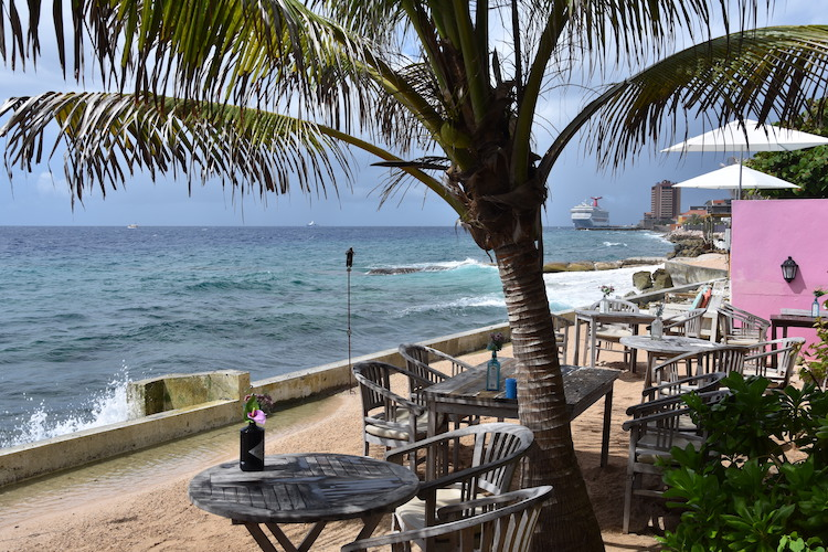 Ontbijt Curacao tips Scuba Lodge