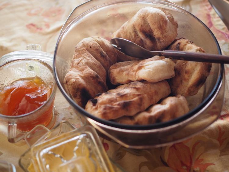ontbijt heuningvlei cederberg zuid-afrika