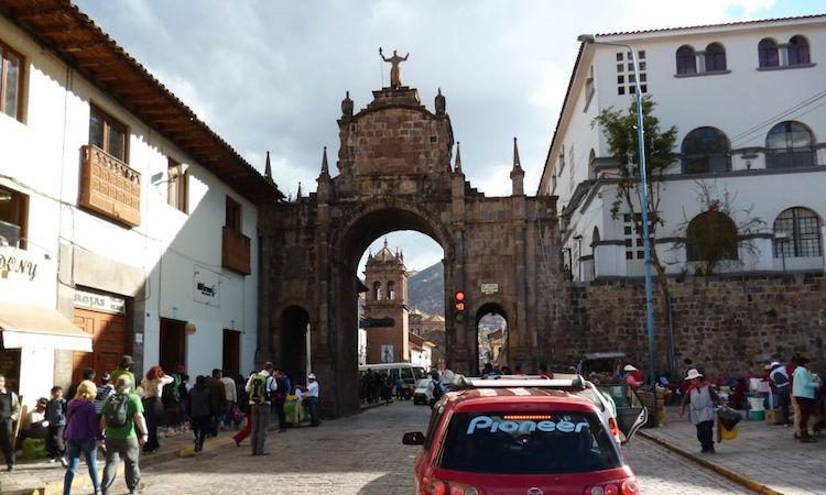 Ontdek Cusco te voet en niet per auto