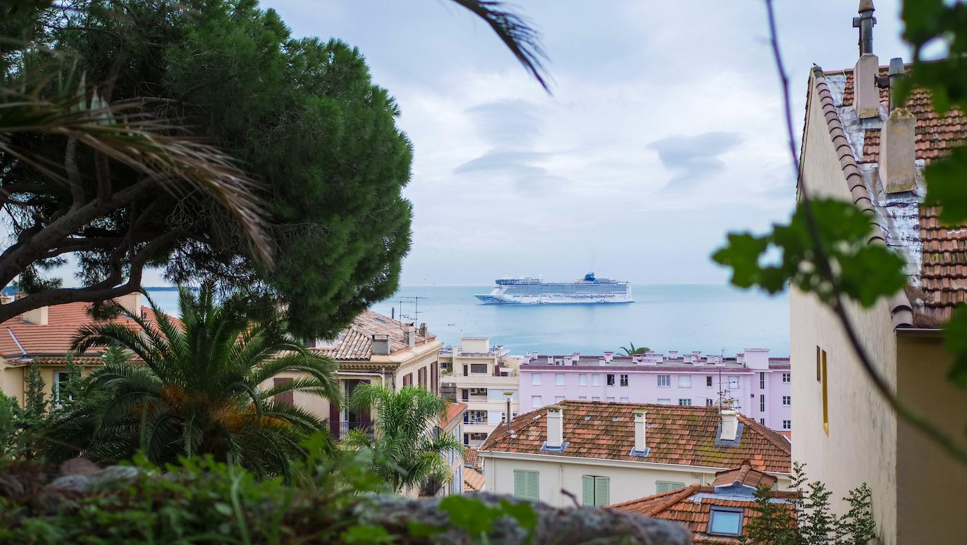 Ontdek cruisen Cannes
