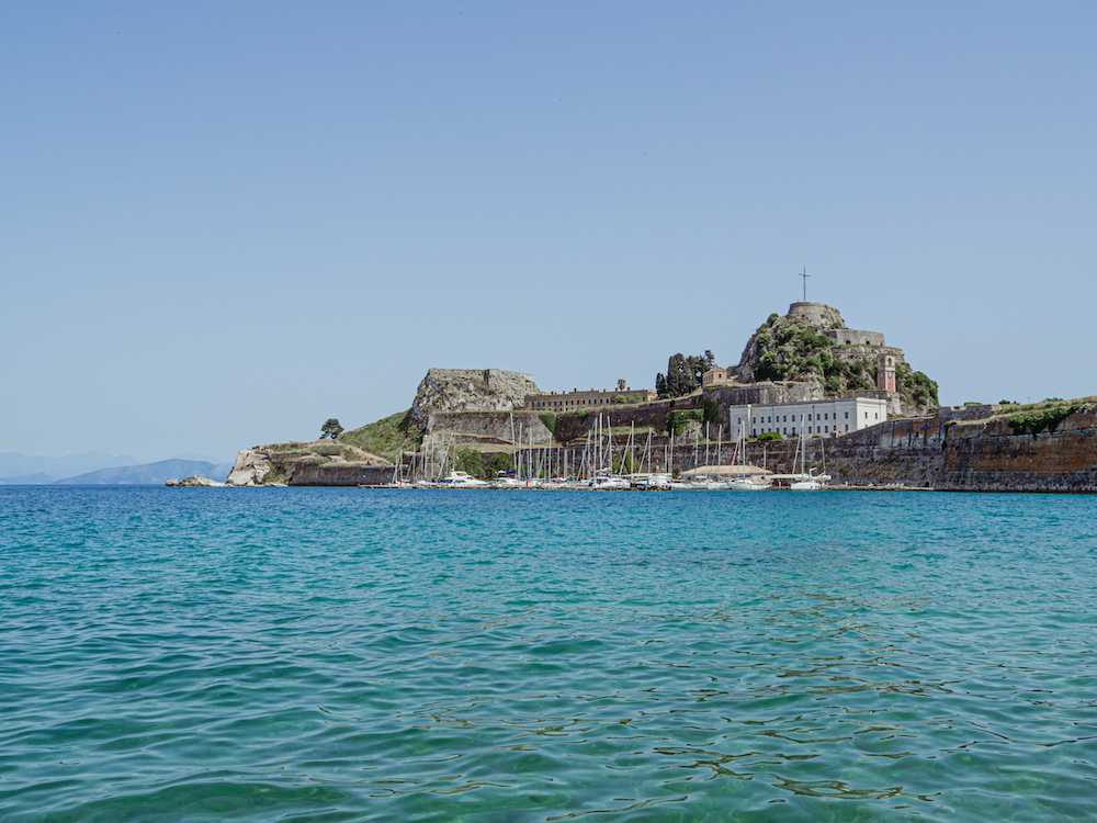 Ontdek historisch Corfu stad Corfu tips