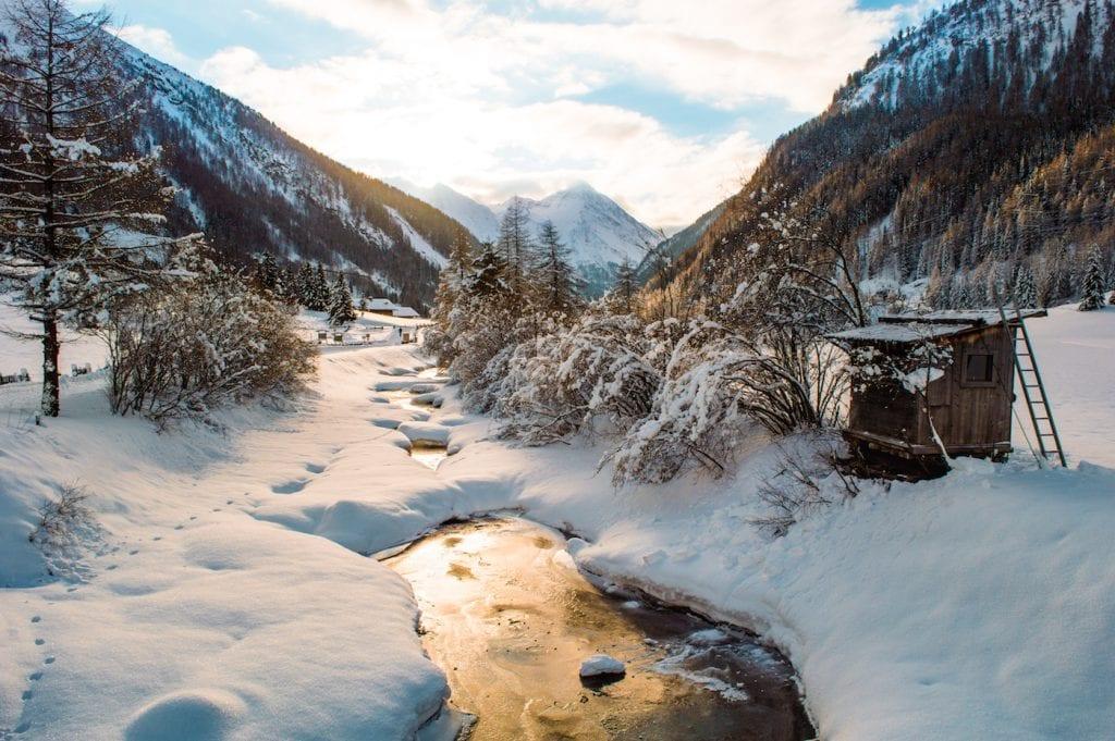 Oost Tirol Oostenrijk HoheTauern
