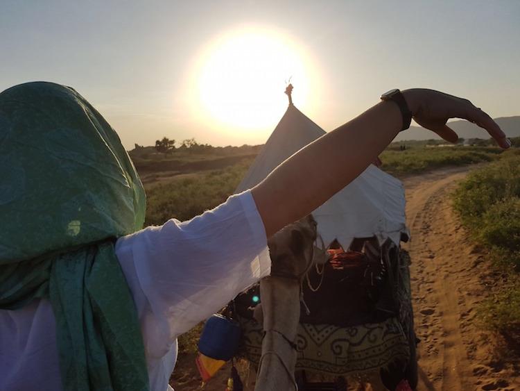 Op reis als digital nomad online marketeer mimi