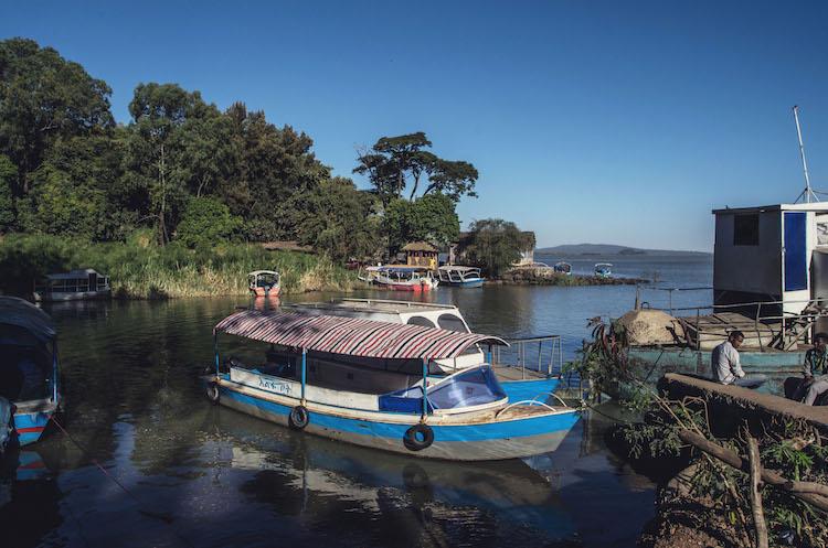 Op reis naar Ethiopie reizen Bahir Dar