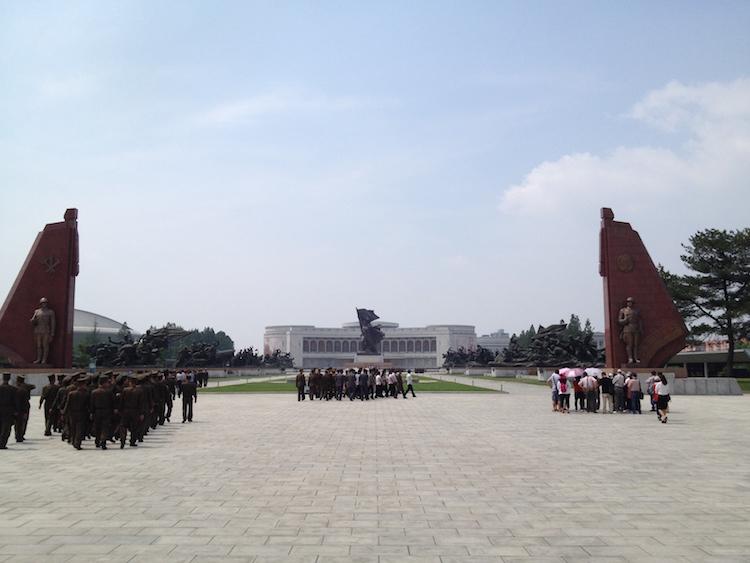 Op reis naar Noord-Korea