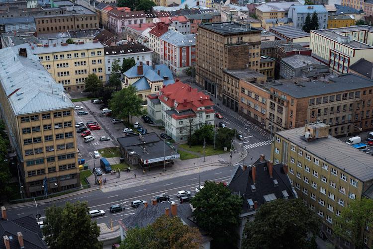 Ostrava tsjechië stad