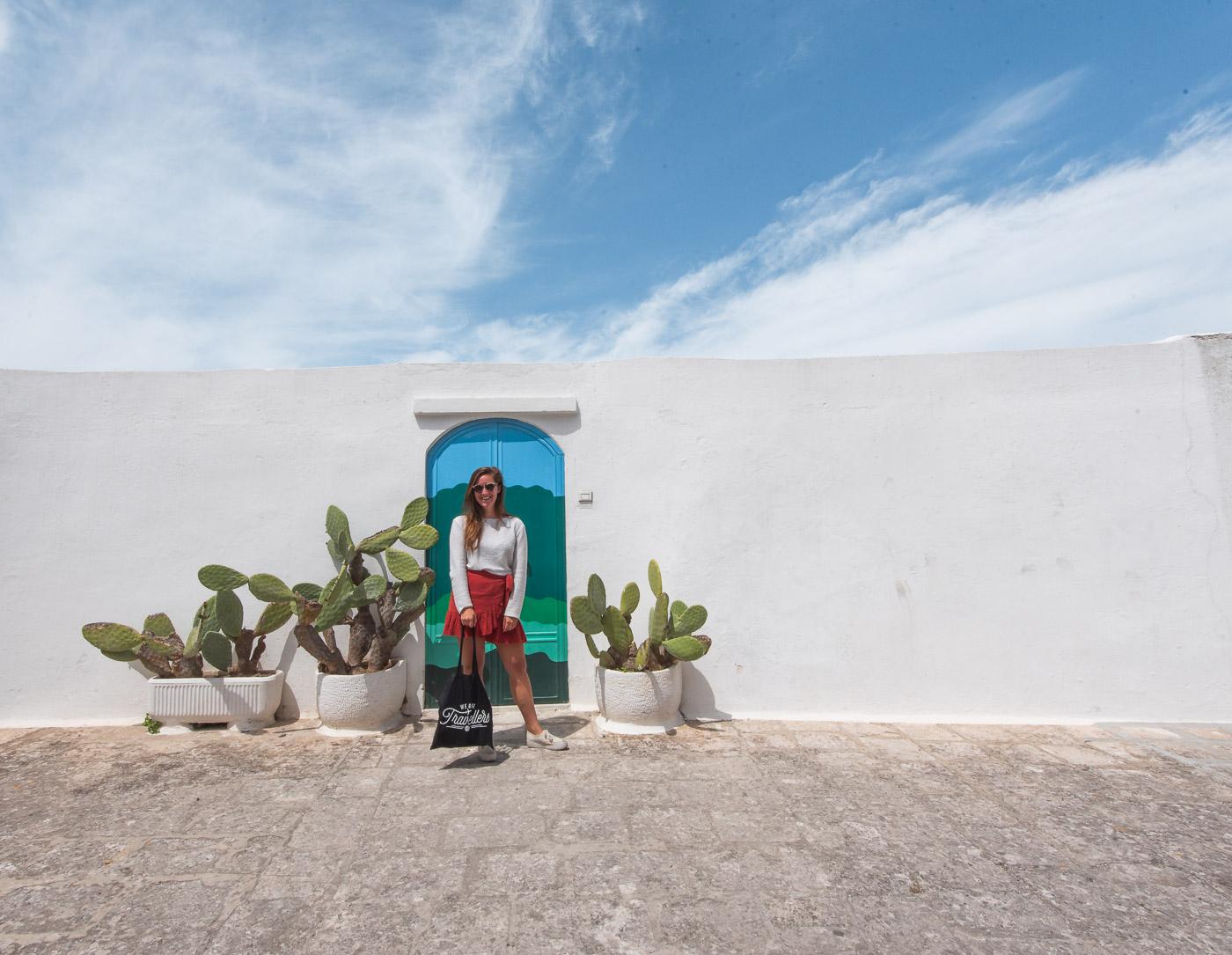 Ostuni Puglia Via Brancasi