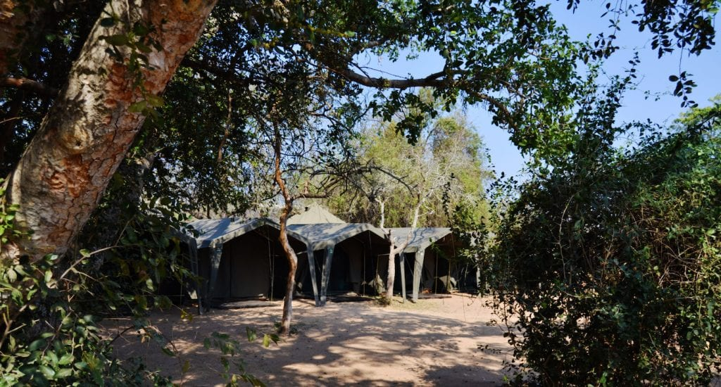 Overnachten Krugerpark Lodges Pretoriuskop Rest Camp