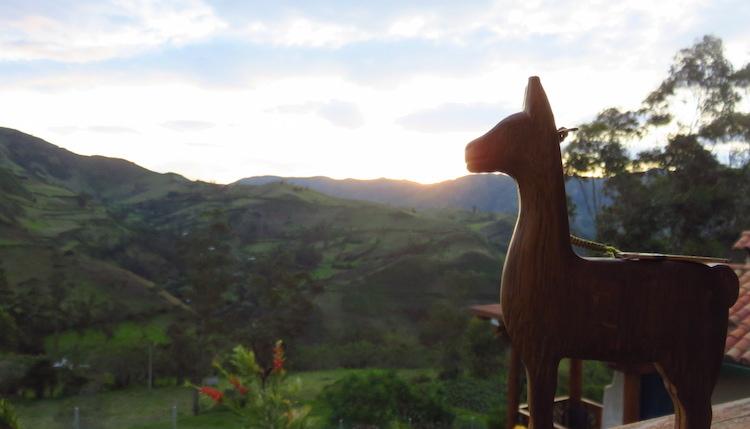 Overnachten Quilotoa loop ecuador